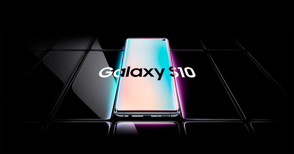 Фото 1 Samsung Galaxy S10