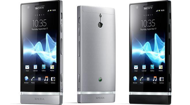 Sony Xperia P - небольшой обзор и полные технические характеристики
