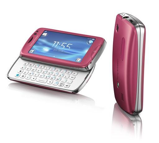 Телефон sony ericsson txt pro 3