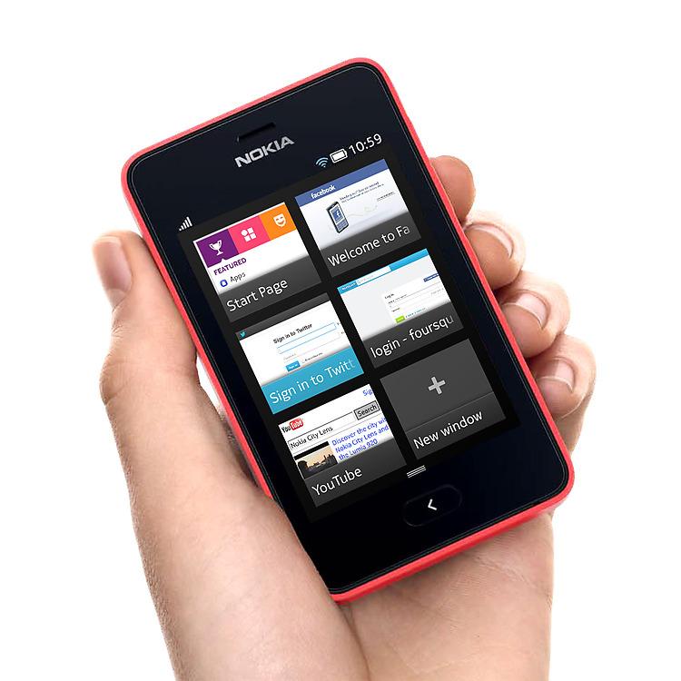 Nokia asha 501 приложения