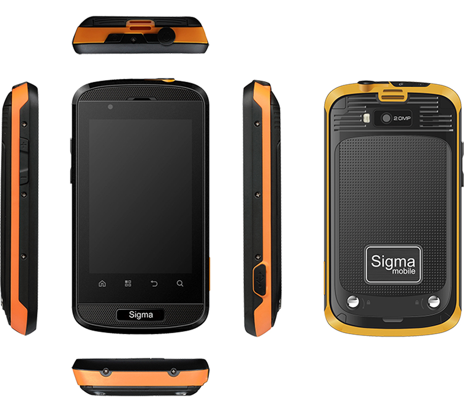 Sigma Mobile X-treme Pq11 инструкция - фото 11