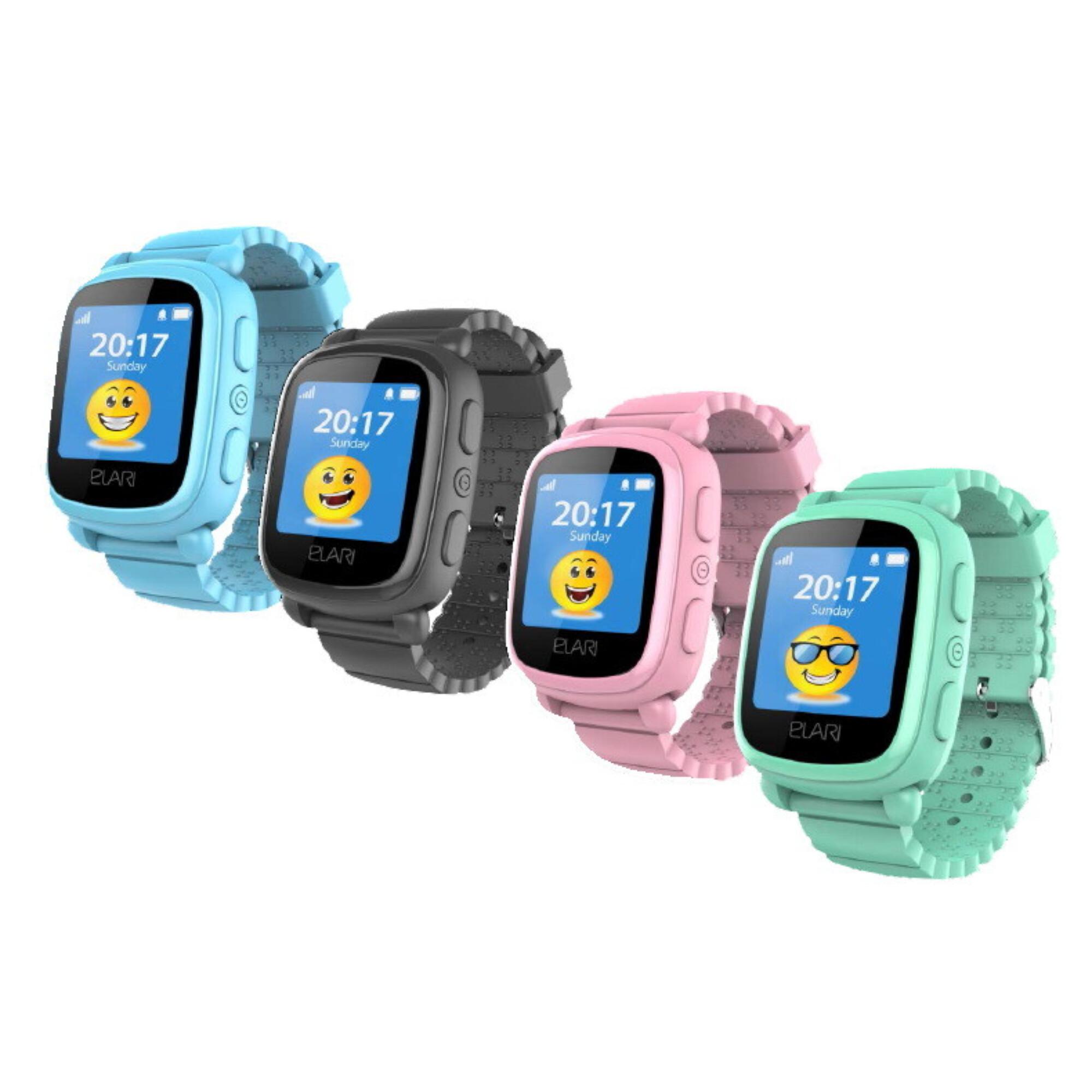 Смарт-часы Elari KidPhone 2 Pink GPS (KP-2P) - купить в Киеве ☛ цены на  Allo.ua   Харьков, Днепр, Одесса и вся Украина cf712e29978