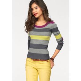 Полосатый Пуловер С Доставкой