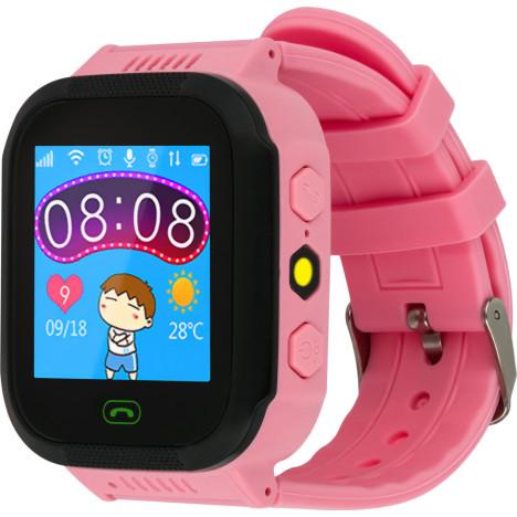 Смарт-часы ATRIX Smart watch iQ1200 GPS Pink  купить в Киеве ☛ цены на Allo.ua | Харьков, Днепр, Одесса и вся Украина