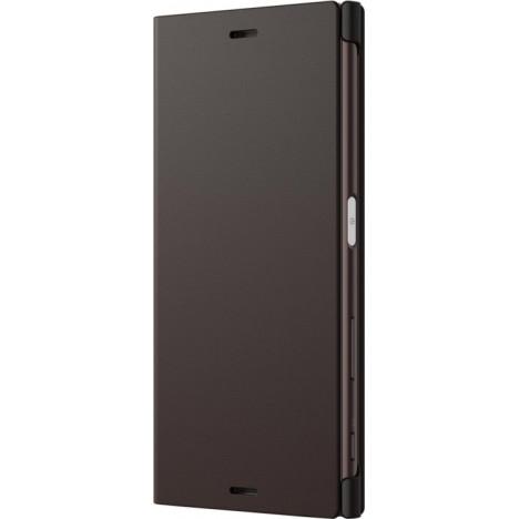 Sony Flip Cover Black для Xperia XZ F8332 (SCSF10)