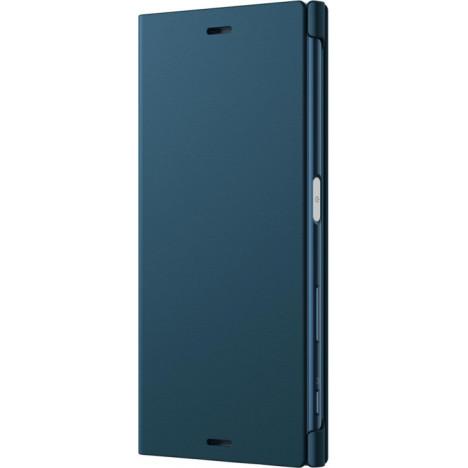 Sony Flip Cover Blue для Xperia XZ F8332 (SCSF10)