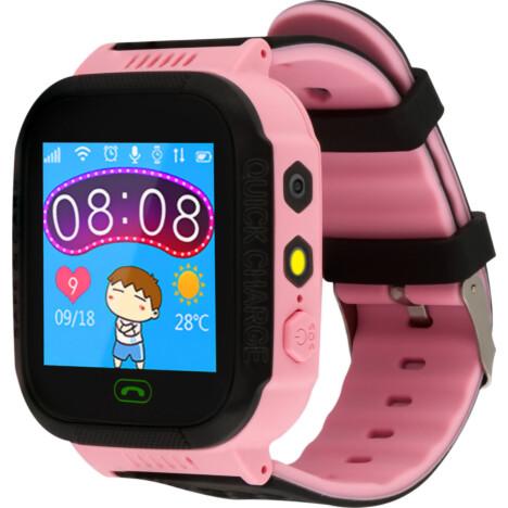 Отзывы и вопросы  Смарт-часы ATRIX Smart Watch iQ600 Pink - интернет-магазин ALLO.ua