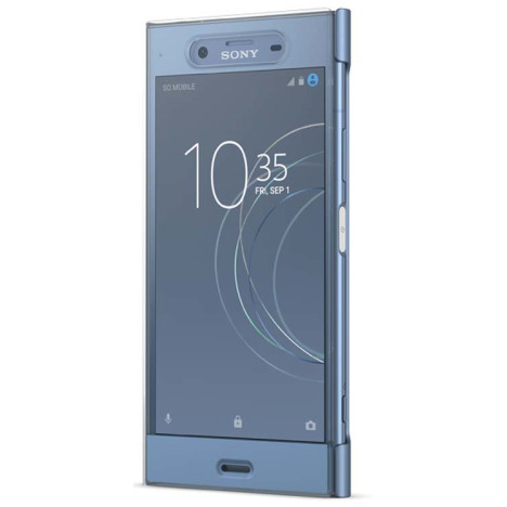 Sony Touch Cover Blue SCTG50 для Xperia XZ1 G8342