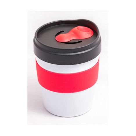 Термокружка для кофе Black Coyote Florida 240мл red