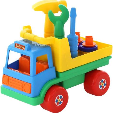 <b>Автомобиль Polesie</b> (<b>Полесье</b>) <b>Техпомощь в</b> сетке (6387) купить в ...