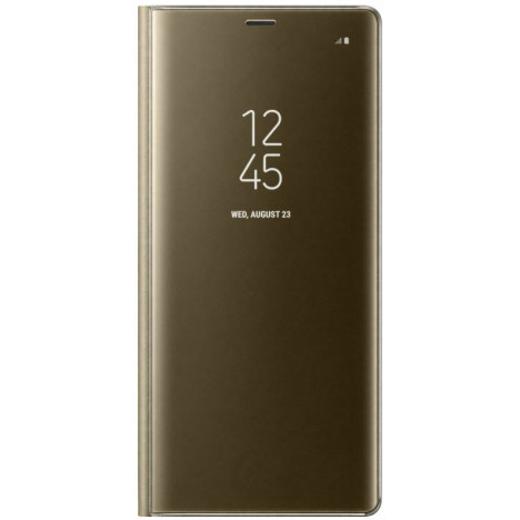 Samsung Clear View Standing Cover Gold Galaxy Note 8 (EF-ZN950CFEGRU)