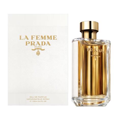 Парфюмированная вода <b>Prada La Femme 35</b> мл - парфюм (edp ...