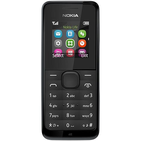 f1a6a64f29c9 Nokia 105 Black — купить в интернет-магазине АЛЛО. Низкие цены на Nokia 105  Black  отзывы, описание, характеристики, фото. Доставка по Украине -  Харьков, ...