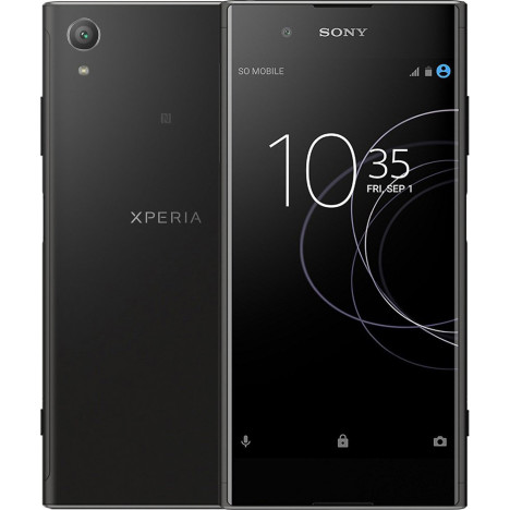 dc87f8350fcc Sony Xperia XA1 Plus G3412 Black — купить в интернет-магазине АЛЛО. Низкие  цены на Sony Xperia XA1 Plus G3412 Black  отзывы, описание, характеристики,  фото.