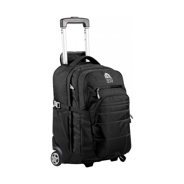 Купить Сумки дорожные, -рюкзак на колесах Granite Gear Trailster Wheeled 40 Black (924113)