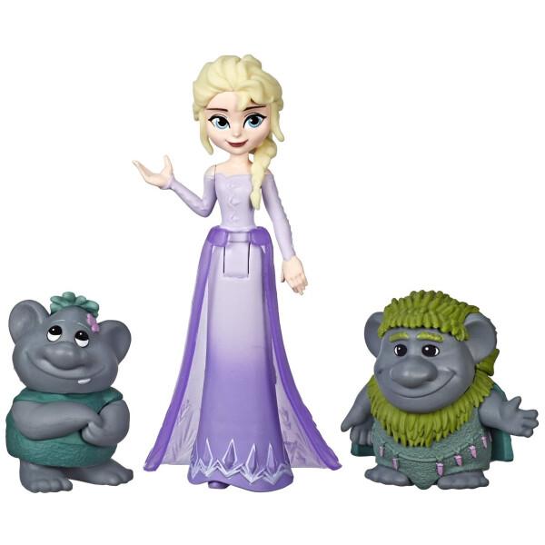 Купить Куклы, наборы для кукол, Игровой набор HASBRO Холодное Сердце 2 ELSA & TROLLS (E5509_E7078)