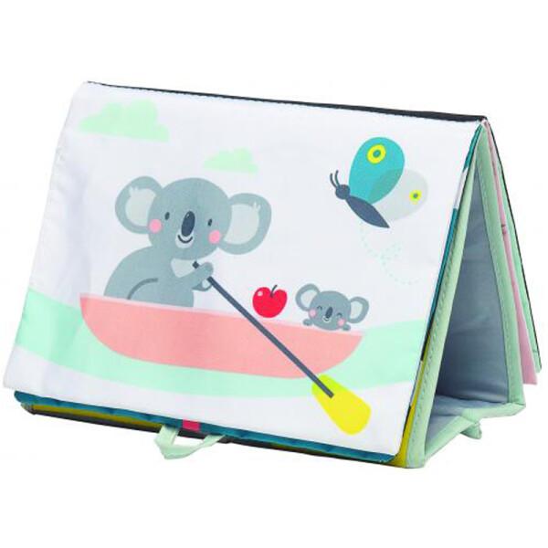 Купить Игрушки для самых маленьких, Развивающая книжка-раскладушка Taf Toys коллекции Мечтательные коалы - ПРИКЛЮЧЕНИЯ КОАЛЫ КИММИ (12395)