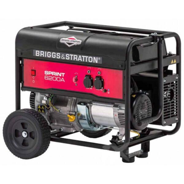 Купить Генераторы, Генератор Briggs & Stratton Sprint 6200A, Briggs&Stratton