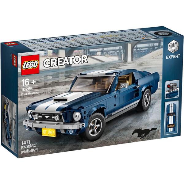 Купить Конструкторы, LEGO Creator Форд Мустанг (Ford Mustang) (10265)