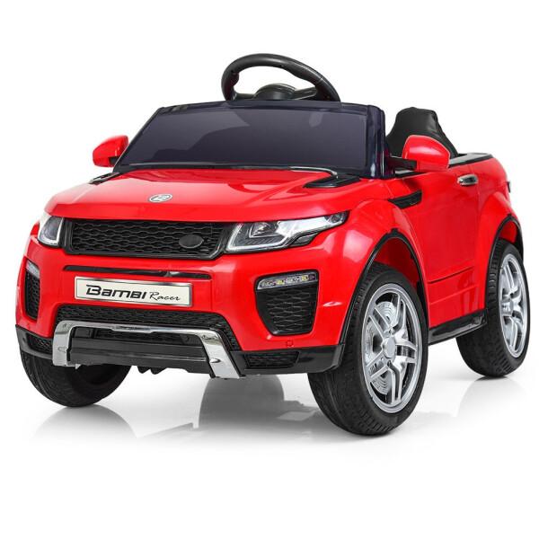 Купить Детские электро- и веломобили, Электромобиль Bambi Машина M 3213EBLR-3 красный
