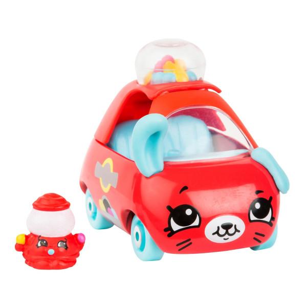 Купить Машинки, техника игровая, Мини-машинка Cutie Cars S3 Бабли кар (57115), Shopkins