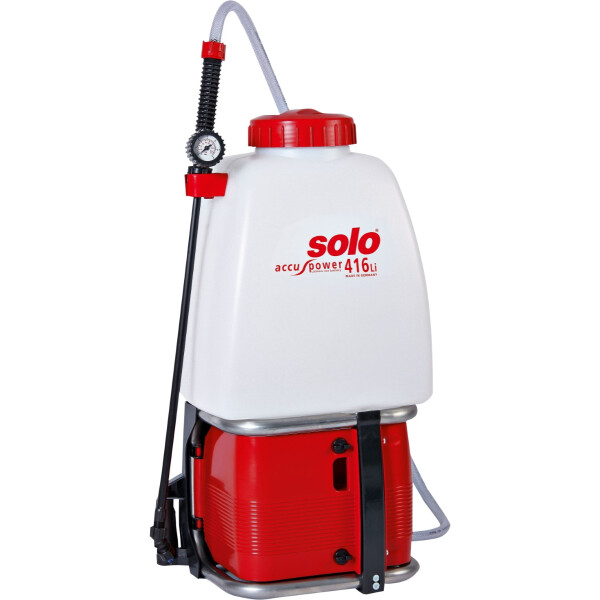 Купить Опрыскиватели, Опрыскиватель аккумуляторный ранцевый SOLO 416Li