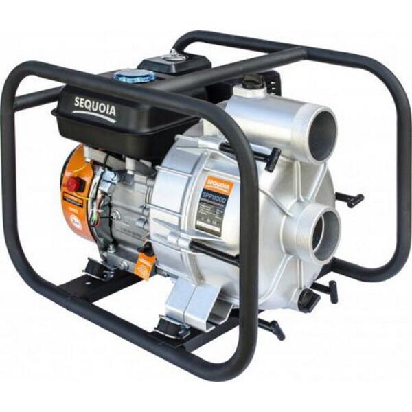 Купить Мотопомпы, Мотопомпа бензиновая для чистой и грязной воды SEQUOIA SPP1100D