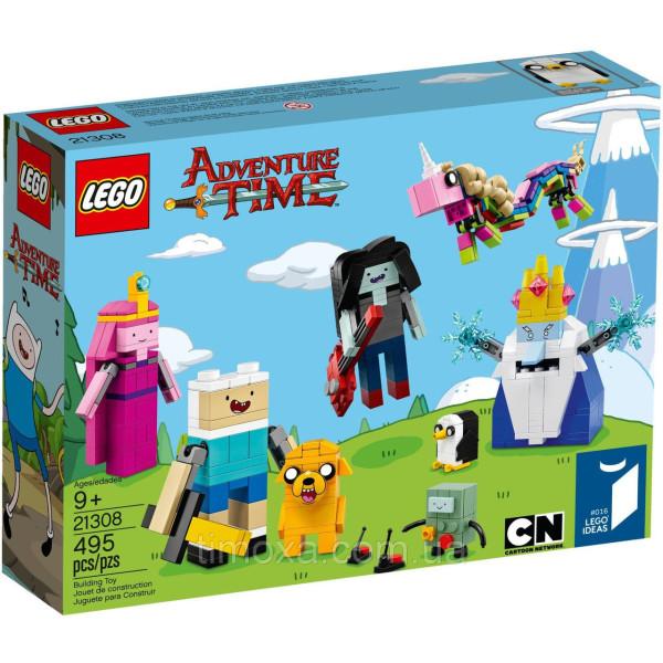 Купить Конструкторы, Конструктор LEGO Ideas Время Приключений (21308)