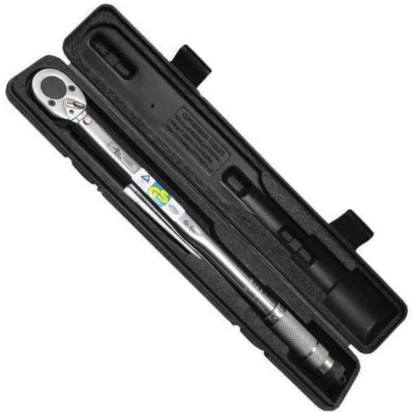 Купить Ключи, Ключ динамометрический 3/8 , 7-105 NM INTERTOOL XT-9003