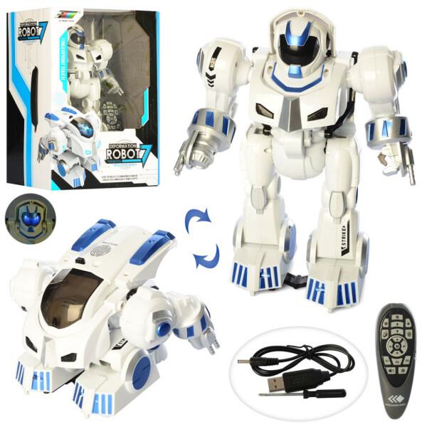 Купить Радиоуправляемые модели, Робот K4 р/у, аккум, 28 см, Le Neng Toys