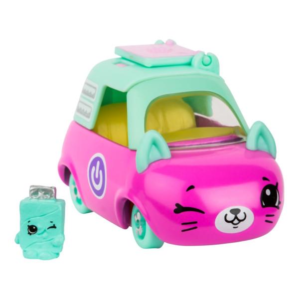 Купить Машинки, техника игровая, Мини-машинка Cutie Cars S3 Ноут Врум (57113), Shopkins
