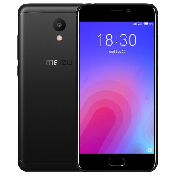 Купить Смартфоны и мобильные телефоны, Meizu M6 2/16Gb Black