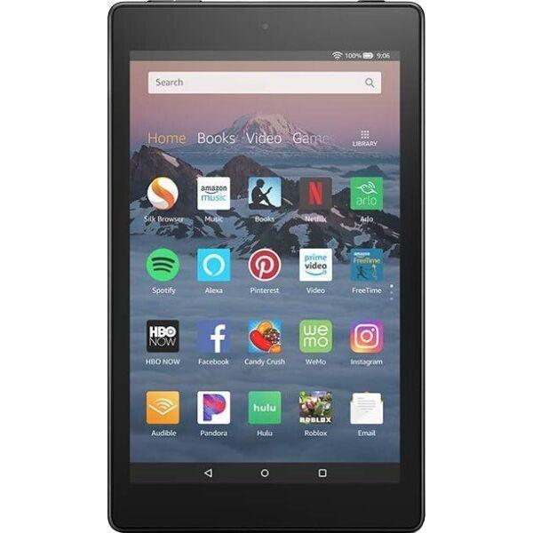 Купить Планшеты, Amazon Fire HD 8 1.5/32GB WiFi (2018) Black