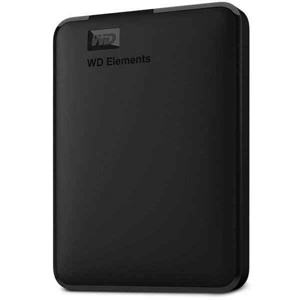 Купить Внешние жесткие диски, Western Digital Elements 1.5TB WDBU6Y0015BBK-WESN 2.5 USB 3.0 External Black