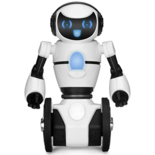 Радиоуправляемые модели, Робот на радиоуправлении WL Toys F1 с гиростабилизацией (белый)  - купить со скидкой