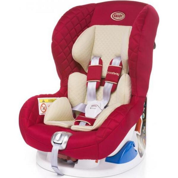 Купить Детские автокресла, Автокресло 4 Baby (Broadway) Red, 4Baby