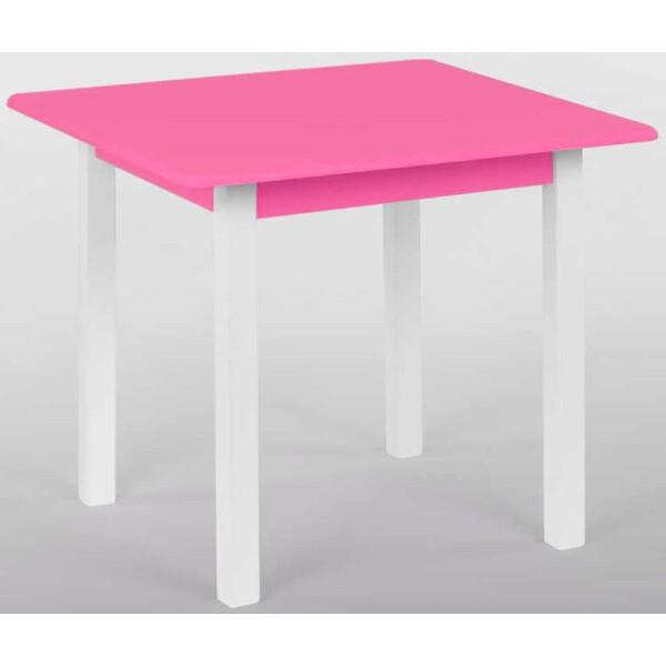 Купить Детские письменные столы, парты, Столик Small Toys Игруша Small 60х60 см Розовый (2-79844)
