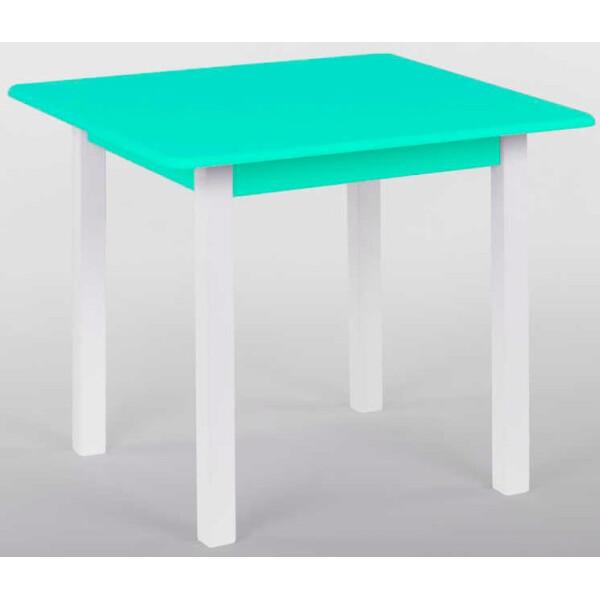 Купить Детские письменные столы, парты, Столик Small Toys Игруша Small 60х60 см Салатовый (2-79846)
