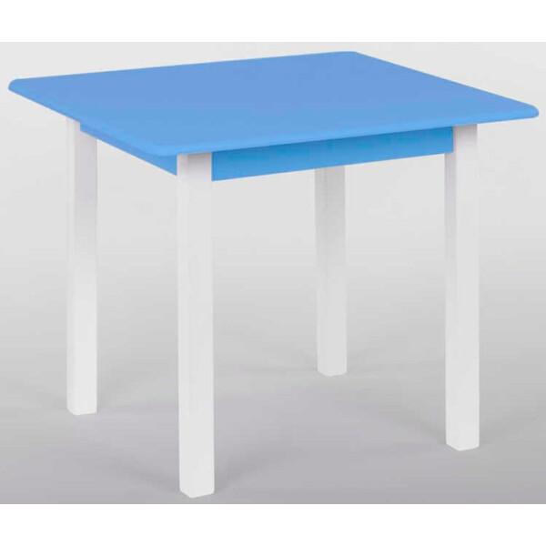 Купить Детские письменные столы, парты, Столик Small Toys Игруша Small 60х60 см Голубой (2-79843)