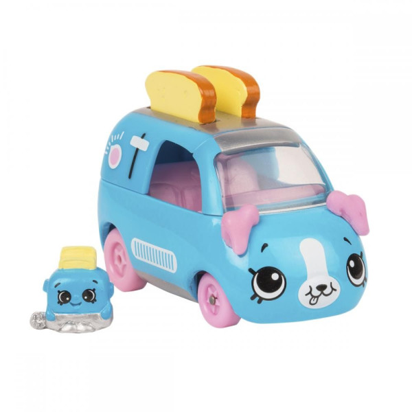 Купить Машинки, техника игровая, Мини-машинка Cutie Cars S3 Тостер-Родстер (56770), Shopkins