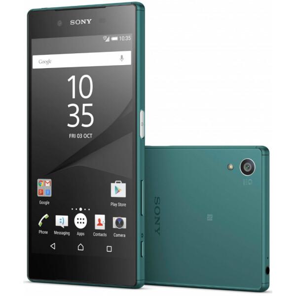 Купить Смартфоны и мобильные телефоны, Sony Xperia Z5 E6653 Green