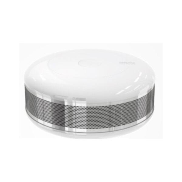 Купить Датчики для дома, Умный датчик дыма Fibaro Smoke Sensor, Z-Wave, 3V CR123A, белый