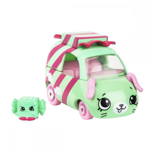 Купить Машинки, техника игровая, Мини-машинка Cutie Cars S3 Конфетное Путешествие (57112), Shopkins