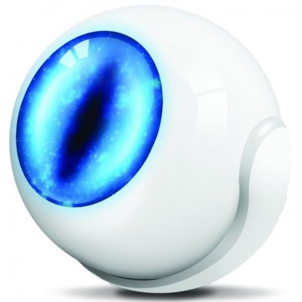 Купить Датчики для дома, Умный датчик движения Fibaro Motion Sensor 3в1, Z-Wave, 3V CR123A, сенсор темп. + Освещение, белый