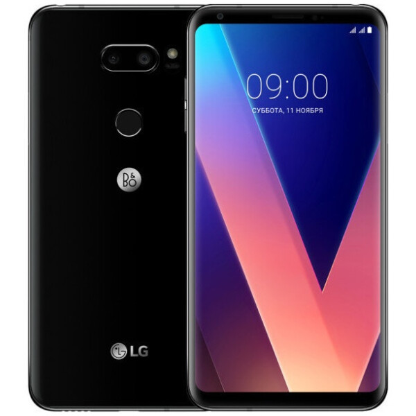 LG V30 VS996 64GB Black
