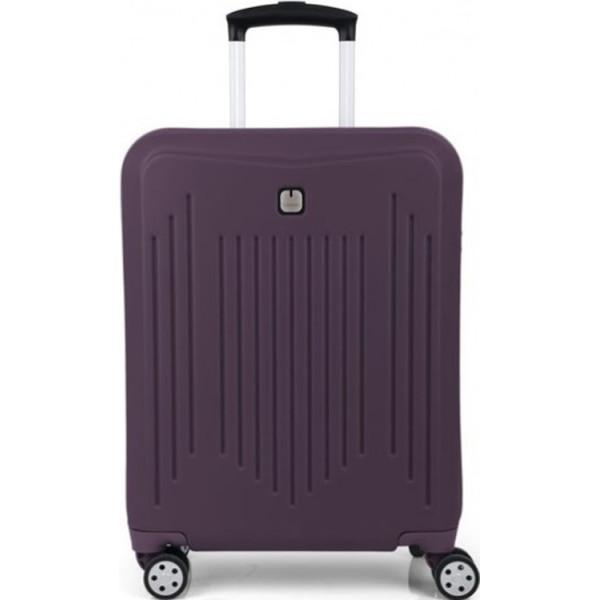 Купить Чемоданы, Чемодан Gabol Clever (S) Purple (927052)