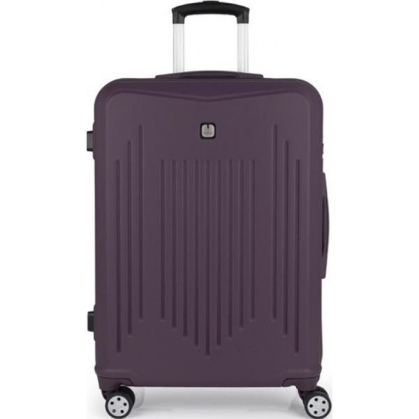 Купить Чемоданы, Gabol Clever (M) Purple (927053)