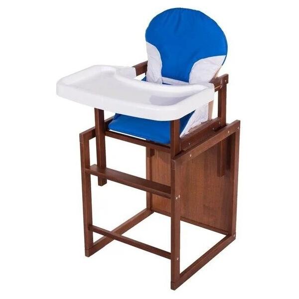 Купить Стульчики для кормления, Стульчик- трансформер For Kids Бук-04 синий 60731