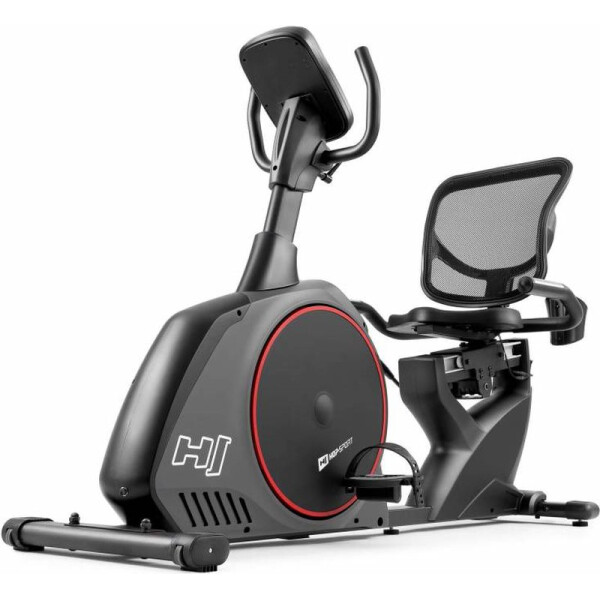 Купить Велотренажеры, Горизонтальный Hop-Sport HS-095L Scale Gray+ мат (5902308219434)
