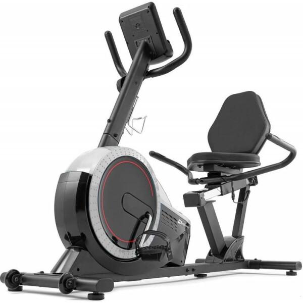 Купить Велотренажеры, Горизонтальный Hop-Sport HS-60L Pulse black/silver 2020 (5902308220058)